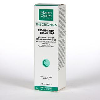 Martiderm Pro-Reg 15 Crema 50 ml