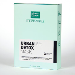 Martiderm The Originals Urban Detox Mask 10 unidades