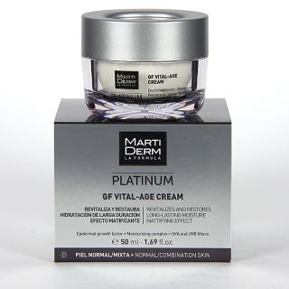 Martiderm GF Vital-Age N Platinum Crema piel normal y mixta 50 ml