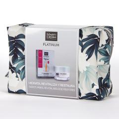 Martiderm GF Vital-Age S Platinum Crema piel seca + 5 Ampollas Photo Age HA+ Regalo Pack Neceser