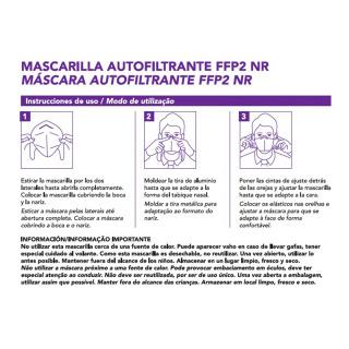 Mascarilla FFP2  unidad