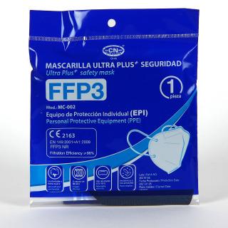 Mascarilla FFP3 1 unidad Azul