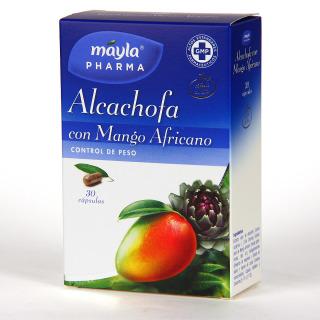 Máyla Pharma Alcachofa Mango 30 cápsulas