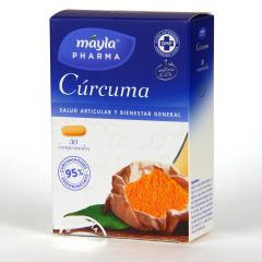 Máyla Pharma Cúrcuma 30 comprimidos
