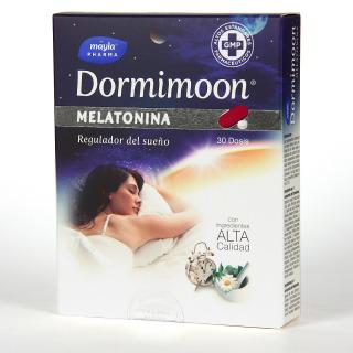 Máyla Pharma Dormimoon Melatonina 30 dosis