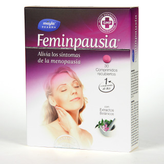 Máyla Pharma Feminpausia 30 comprimidos