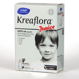 Máyla Pharma Kreaflora Junior 10 Sticks
