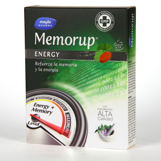 Máyla Pharma Memorup Energy 30 cápsulas