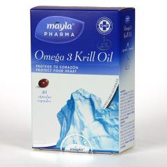 Máyla Pharma Omega 3 KRILL Oil 30 cápsulas