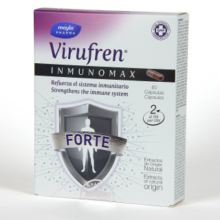 Máyla Pharma Virufren Inmunomax 60 cápsulas