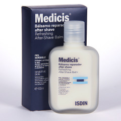 Medicis Isdin Bálsamo Reparador after shave 100 ml