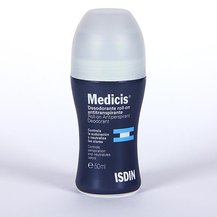 Medicis Isdin Desodorante Roll-on Antitranspirante 50 ml