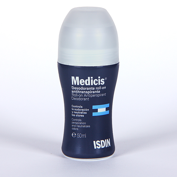 Medicis Isdin Desodorante Roll-on Antitranspirante 50 ml