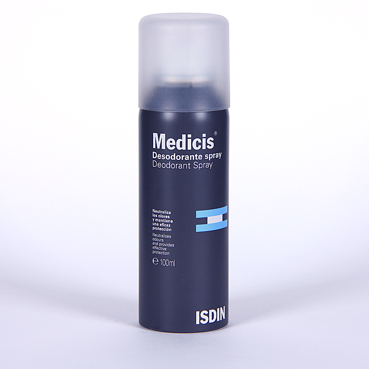 Medicis Isdin Spray Desodorante 100 ml