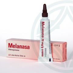Melanasa 20 mg/g crema 15 g