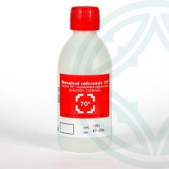 Menalcol Reforzado 70º 250 ml