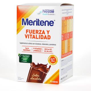 Meritene Batido Chocolate 15 sobres