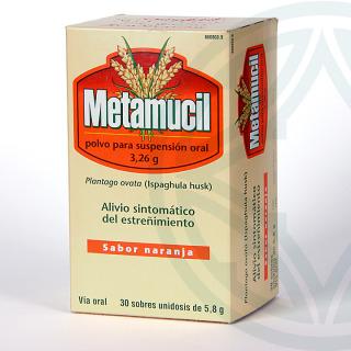 Metamucil 30 sobres