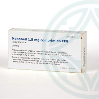 Moonbell 1,5 mg 1 comprimido