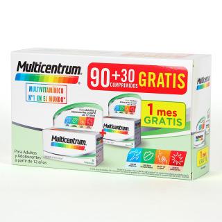 Multicentrum 90+30 comprimidos Pack Promo