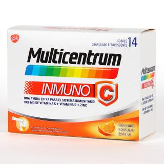 Multicentrum Inmuno 14 sobres