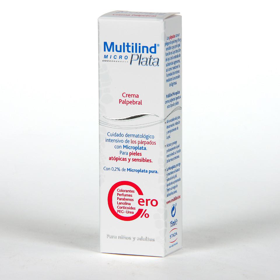 Multilind Micro Plata crema parpebral 15 ml