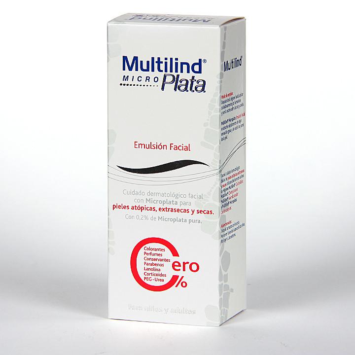 Multilind Micro Plata Emulsión Facial 50 ml