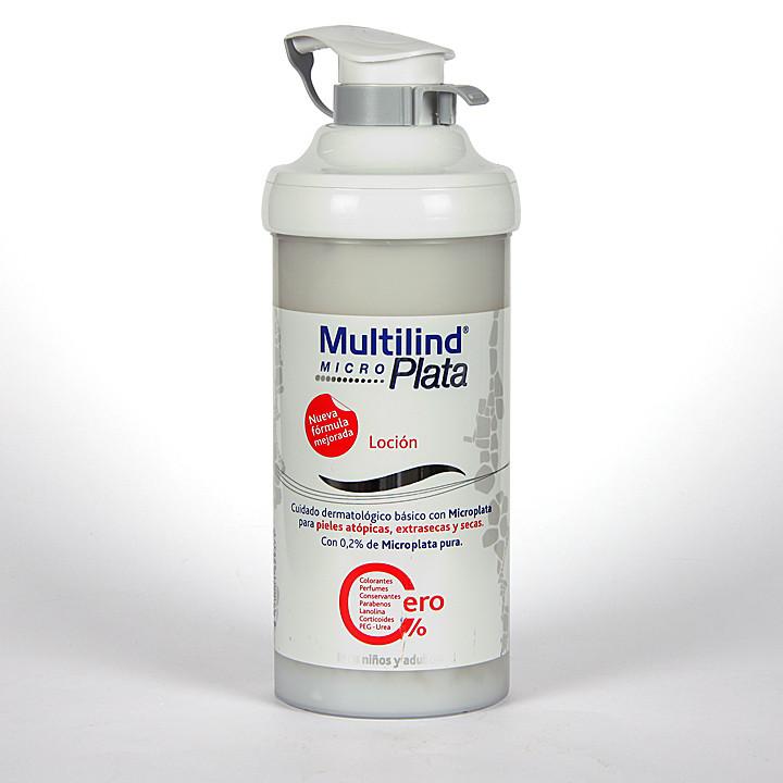 Multilind Micro Plata Loción 500 ml