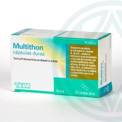 Multithon 28 cápsulas