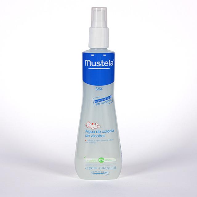 Mustela Agua de colonia 200 ml