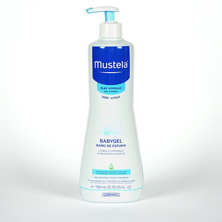 Mustela Babygel 750 ml