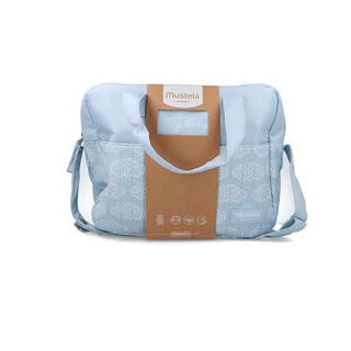 Mustela Bolso Paseo My Baby Gris