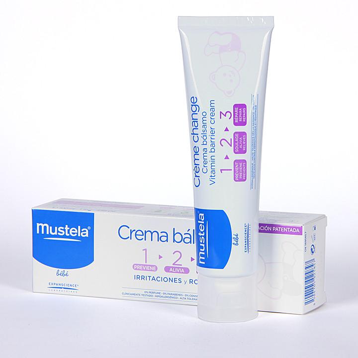 Mustela Crema bálsamo 100 ml