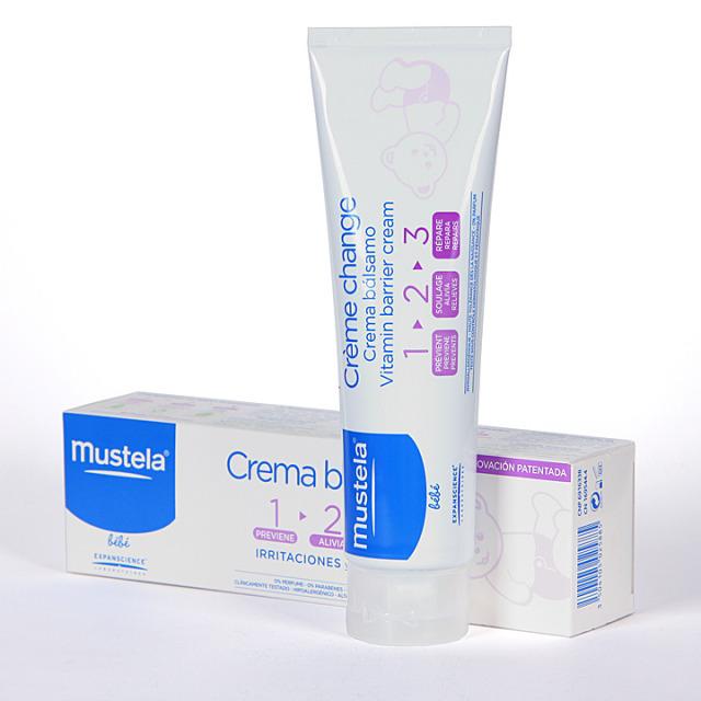 Mustela Crema bálsamo 150 ml