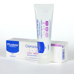 Mustela Crema bálsamo 50 ml