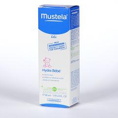 Mustela Hydrabebé crema facial 40 ml