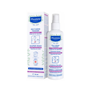 Mustela Spray Cambio de pañal 75 ml