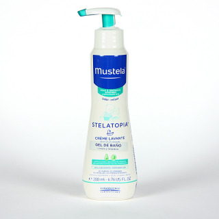 Mustela Stelatopia Gel de Baño 200 ml