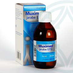Muximed EFG 3 mg/ml jarabe 200 ml