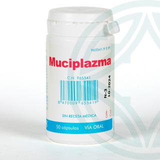 Muziplazma 50 cápsulas