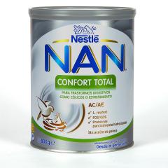 Nestle Nan Confort Total Leche AC/AE 800 g