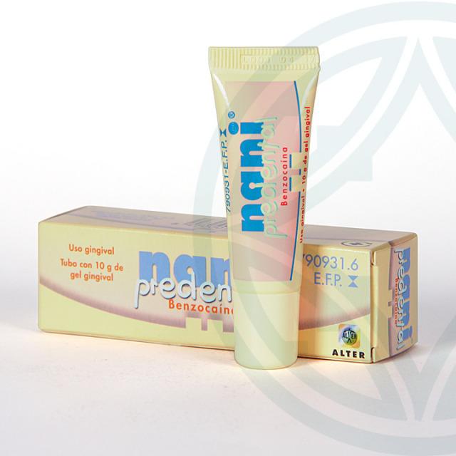 Nani Pre Dental gel tópico 10 g