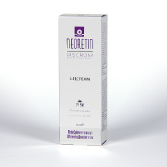 Neoretin Discrom Control Gelcrema SPF 50 40 ml