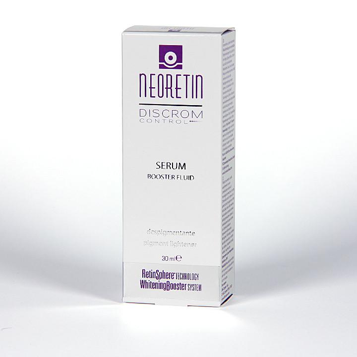 Neoretin Discrom Serum Booster 30 ml + Protocolo Despigmentante Pack Regalo