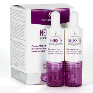 Neoretin Discrom Control Concentrate 2x10 ml