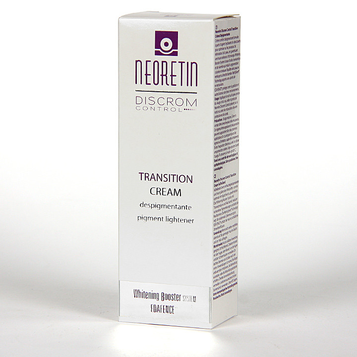 Neoretin Discrom Control Transition Crema 50 ml