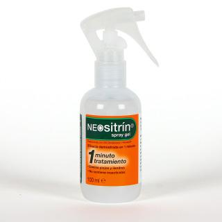 Neositrin Antipiojos Spray Gel 100 ml