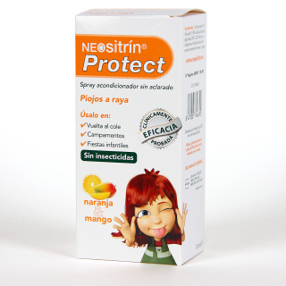 Neositrin Protect Antipiojos Spray Acondicionador 100 ml