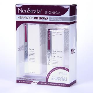 NeoStrata Biónica Serum 30 ml + Contorno de ojos 15 ml promoción pack