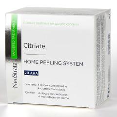 NeoStrata Targeted Citriate Home Peeling 4 Discos